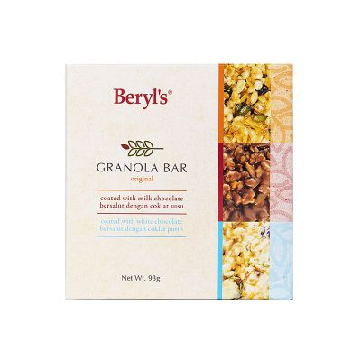 Beryl's 3 in 1 Granola Bar 93g