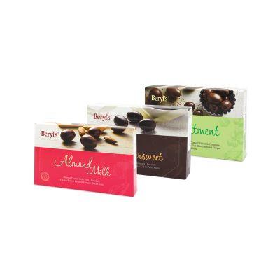 Beryl's 70g Chocolate - Triple Pack