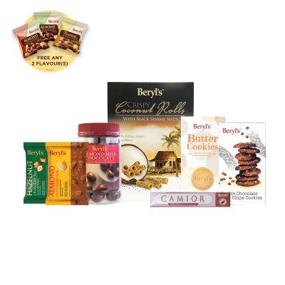 Beryl's Cookies Month Special Bundle J