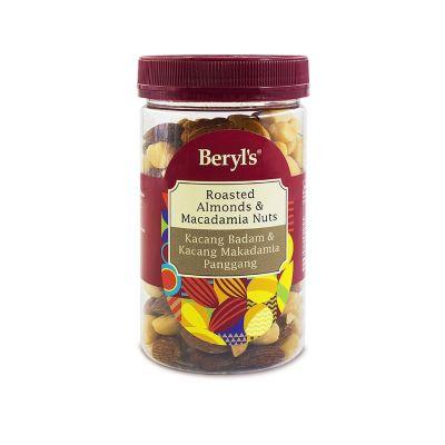 Beryl's Roasted Almonds & Macadamia Nuts 150g