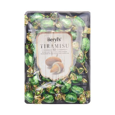 Beryl's Tiramisu Almond Coffee Chocolate 200g [BEST BEFORE: JAN2021]