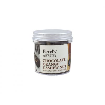 Beryl's Chocolate Orange Cashew Nut Cookies 95g