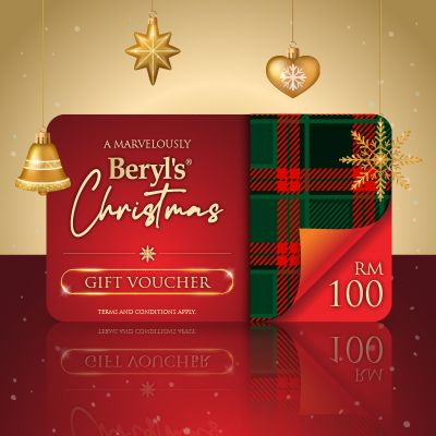 Christmas RM100 Gift Voucher [PRE-SALE]