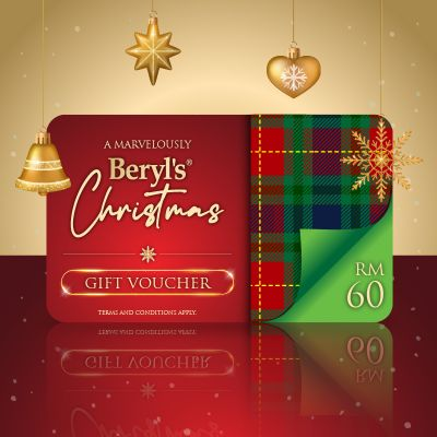 Christmas RM60 Gift Voucher [PRE-SALE]