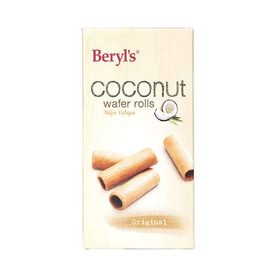 Coconut Rolls Original 75g