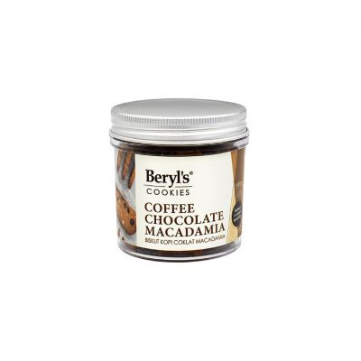 Beryl's Coffee Chocolate Macadamia Cookies 95g