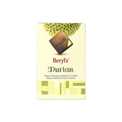 Durian Chocolate Sandwich  Cookies 90g