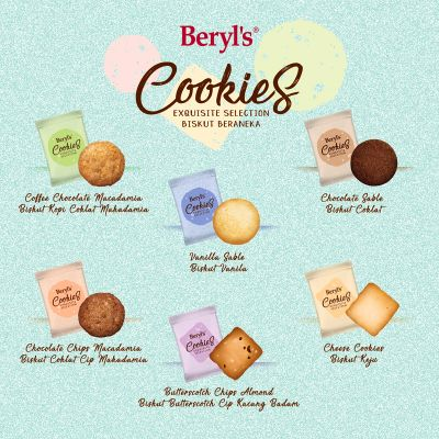 Exquisite Cookies Selection 216g