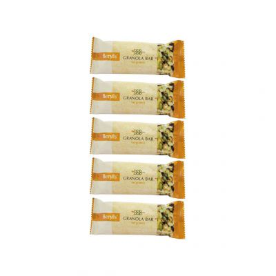 Beryl's Granola Bar Original 23g - Pack of 5