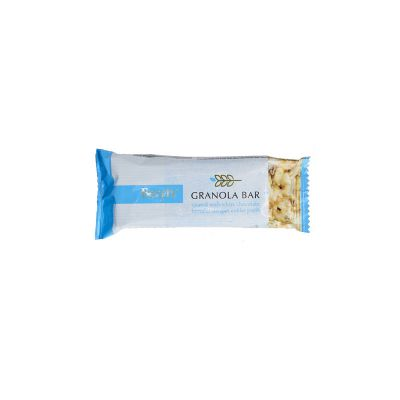 Beryl's Granola Bar Coated With White Chocolate 35g