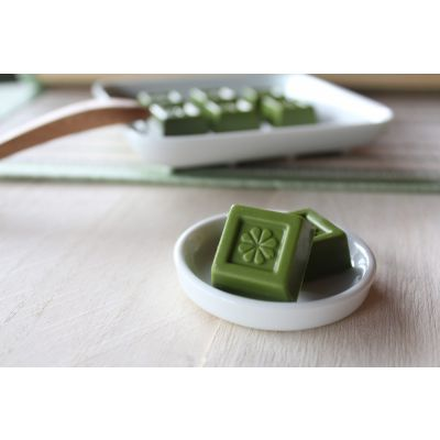 Beryl's Snow Flower Matcha Green Tea White Chocolate 150g