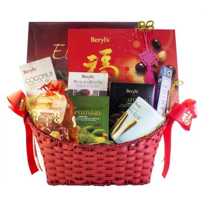 Beryl's Blessed Prosperity New Year Hamper
