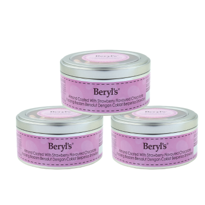 Beryl's Merdeka Celebration Round Tin Bundle C