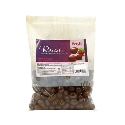 Raisin Coated With Milk Chocolate 400g - Triple Pack