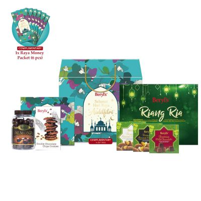 Beryl's Raya 2021 Deluxe Gift Box 002 (Deliver on 6th April onward)