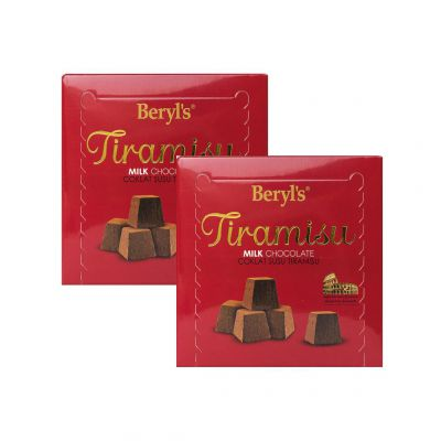 Tiramisu Milk 65g Twin Pack