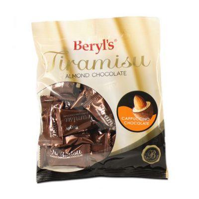 Tiramisu Almond Cappuccino Chocolate 100g