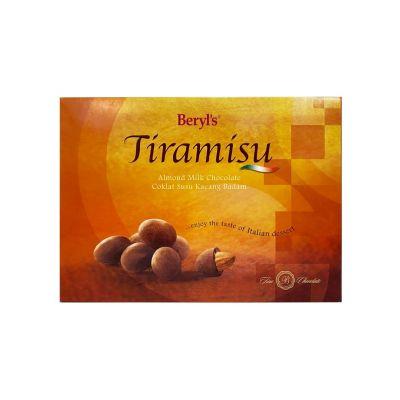 Beryl's Tiramisu Almond Milk Chocolate 150g