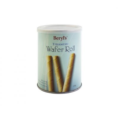 Beryl's Tiramisu Wafer Roll 150g